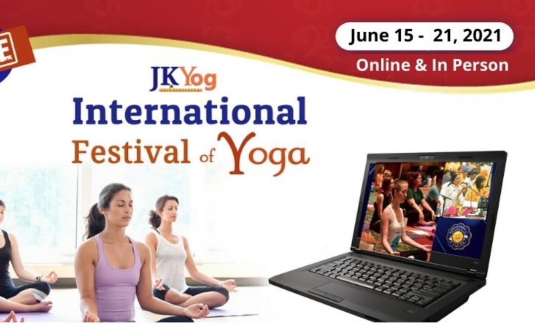 Internation Yoga Festival in Dallas